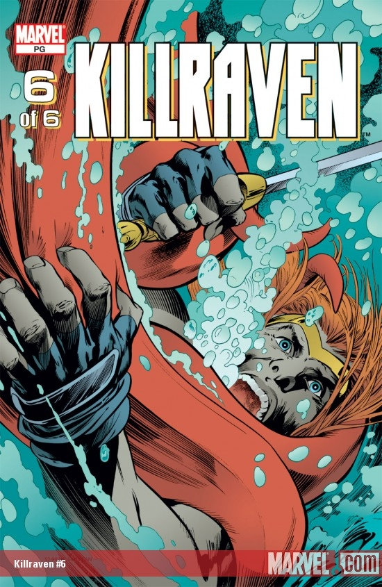 Killraven #6
