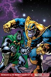 Avengers &amp; the Infinity Gauntlet #4 