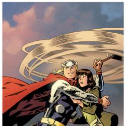 Thor the Mighty Avenger - Double Rainbow (2010) #1