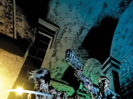 Secret Avengers #9 cover by Mike Deodato
