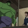 Screenshot of the Hulk from The Avengers: Earth's Mightiest Heroes!