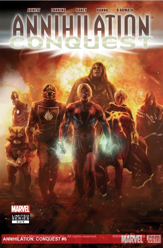Annihilation: Conquest (2007) #6