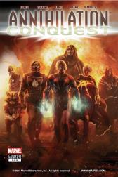 Annihilation: Conquest #6 