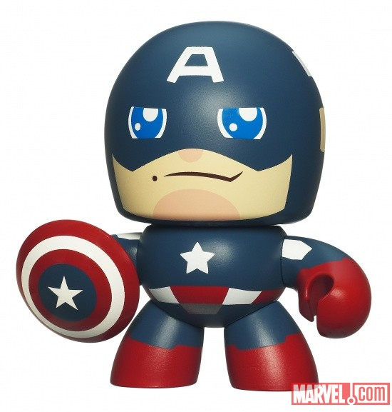 Marvel Mini Mugg Captain America
