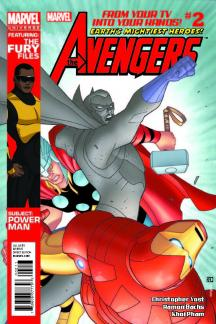 Marvel Universe AVENGERS: EARTH'S MIGHTIEST HEROES  (2011) #2