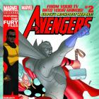 MARVEL UNIVERSE AVENGERS EARTH'S MIGHTIEST HEROES 2
