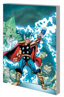 Essential Thor Vol. 6 (Trade Paperback)