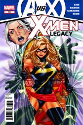 X-Men Legacy #269 