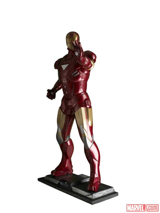 Marvel's The Avengers Iron Man statue by Muckle Mannequins photo 2