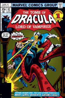 Tomb of Dracula (1972) #62