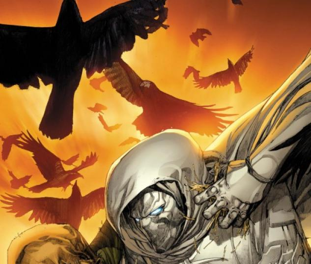 Vengeance of the Moon Knight (2009) #5