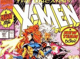 Image Featuring Colossus, Jean Grey