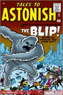 Tales to Astonish (1959) #15