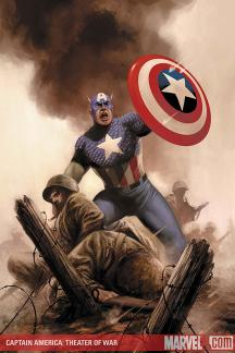 Captain America Theater of War: America the Beautiful #1