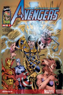 Avengers (1996) #9