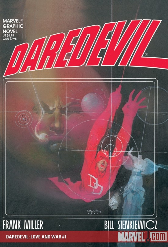 DAREDEVIL: LOVE AND WAR #1