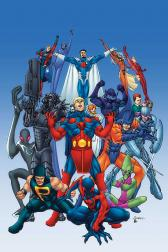 All-New Official Handbook of the Marvel Universe a to Z: Update #1