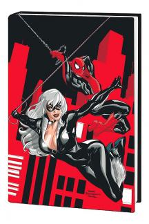 Spider-Man/Black Cat: Evil That Men Do Marvel Premiere (Hardcover)