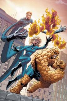 Marvel Age Fantastic Four #4