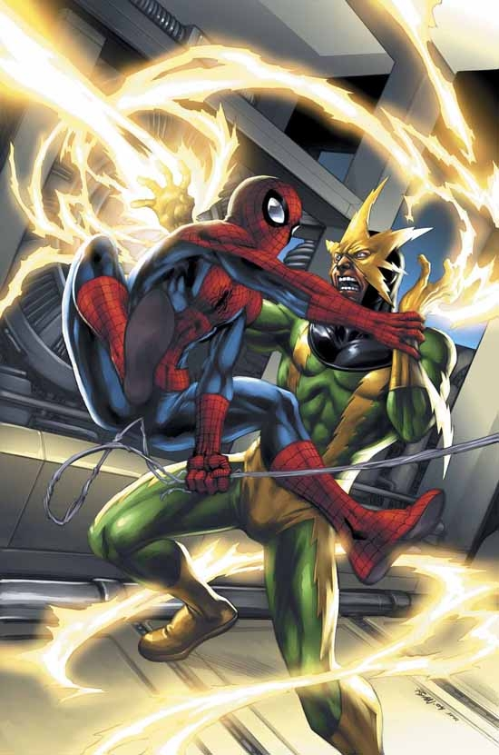 MARVEL AGE SPIDER-MAN #8