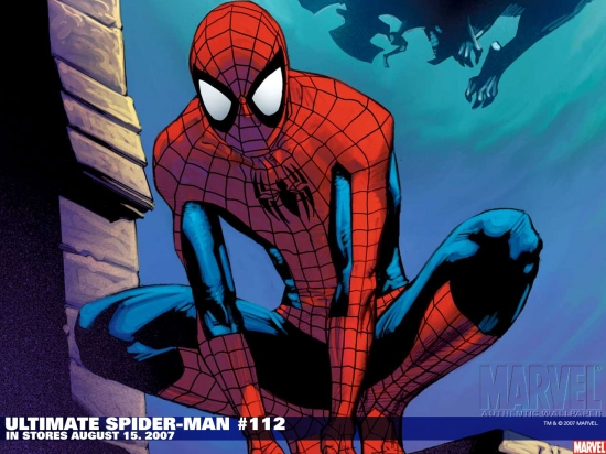 Ultimate Spider-Man (2000) #112 Wallpaper