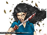 Anita Blake: The Laughing Corpse - Executioner (2009) #4 Wallpaper