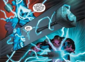 WORLD WAR HULKS: SPIDER-MAN VS. THOR #2 preview art by Jorge Molina