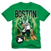 Boston Celtics NBA Marvel Hulk T-Shirt Concept Art