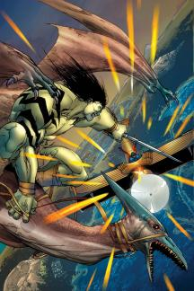 Skaar: King of the Savage Land #4
