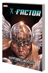 X-Factor Vol. 11: Happenings in Vegas (Trade Paperback)