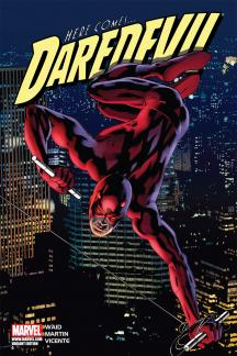 Daredevil (2011) #4 (Hitch Variant)