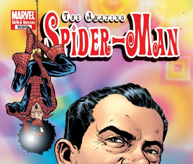 Amazing Spider-Man (1999) #599, 70s Decade Variant