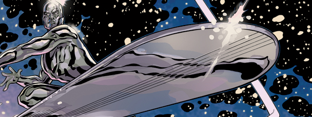 Defenders Spotlight: The Silver Surfer