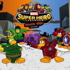Marvel Super Heroes Take Over Disney Club Penguin