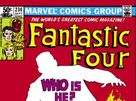Fantastic Four (1961) #234 Cover