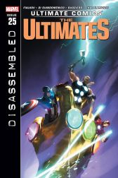 Ultimate Comics Ultimates  #25