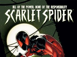 SCARLET SPIDER (2011) #3 Cover