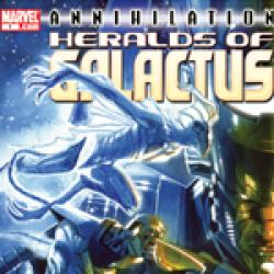 Annihilation: Heralds of Galactus (2007)