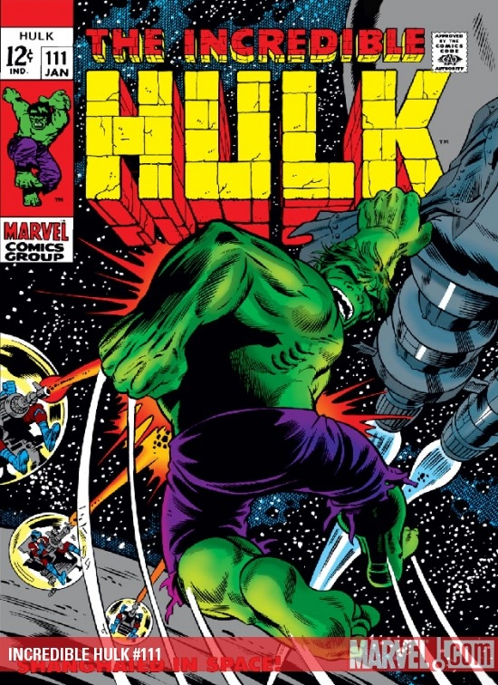 INCREDIBLE HULK (2009) #111 COVER