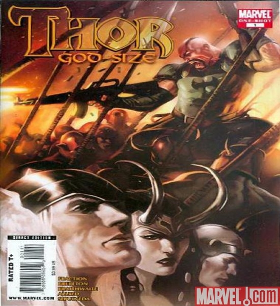 THOR GOD-SIZE #1