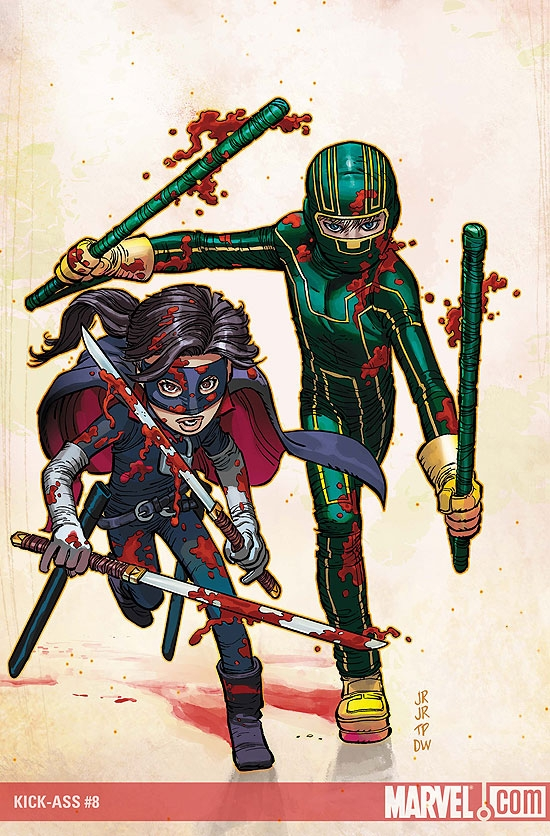 KICK-ASS #8