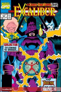 Excalibur (1988) #25