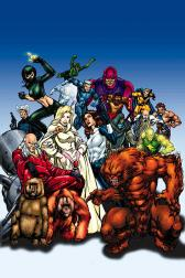 All-New Official Handbook of the Marvel Universe a to Z #9