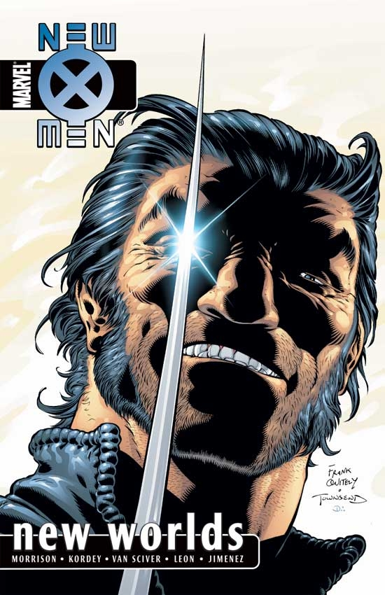 NEW X-MEN VOL. III: NEW WORLDS TPB COVER