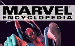 MARVEL ENCYCLOPEDIA VOL. I TPB COVER