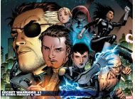 Secret Warriors (2008) #1 Wallpaper