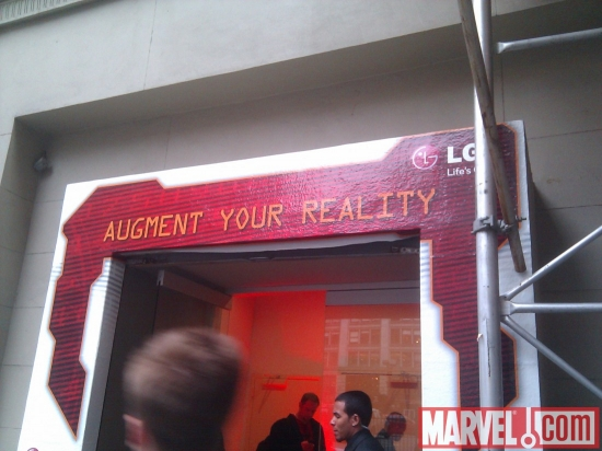 LG's Augment Your Reality event in NYC