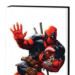 Deadpool: Merc with a Mouth Vol. 1 - Head Trip (Hardcover)