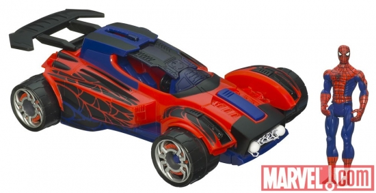 Vehicle Figures: Spider Sence 2