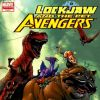 Image Featuring Lockjaw, Pet Avengers, Redwing